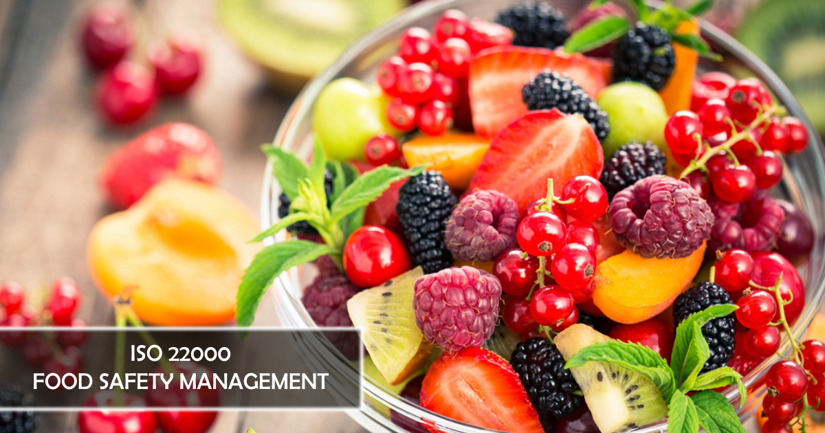 ISO 22000 Certification Mumbai| ISO 22000 Training| ISO 22000 Course